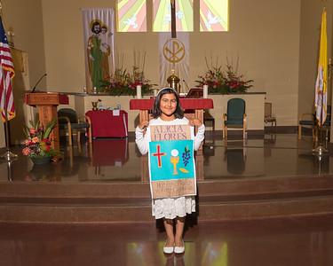 2021-05-29 Holy Family 1st Holy Communion