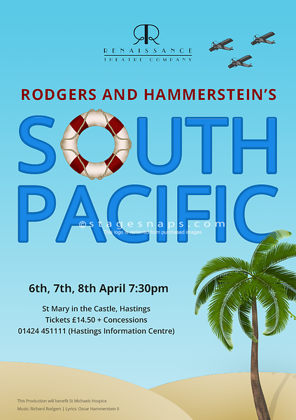 South Pacific  2017