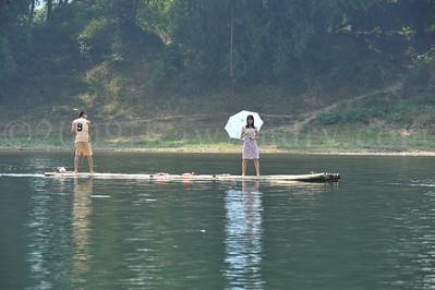 AROUND YANGSHUO AND LI RIVER---阳朔周边及漓江