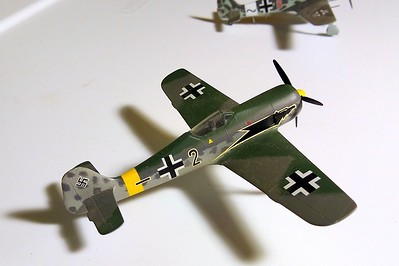 Fw-190 Project