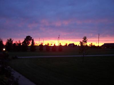 Sunset 20040622