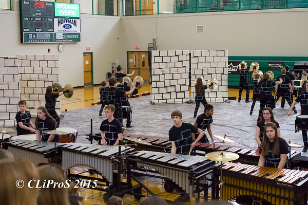Central Dauphin H.S. 2014 Indoor Percussion Show