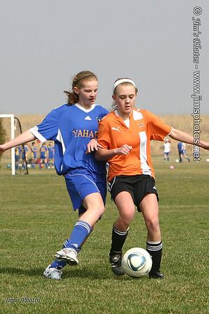 Youth Soccer - April 9, 2011 - Reddan Soccer Park