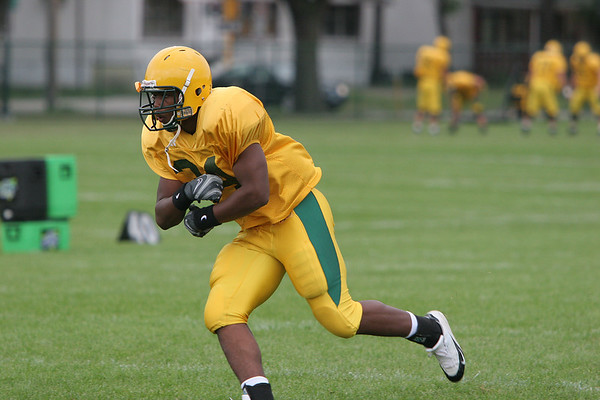 Bison Football Scrimmage 08/18/2007