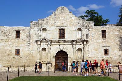 The Alamo (Mission San Antonio de Valero) (2019-06-20)
