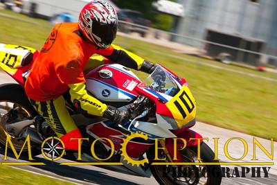 Race 5 - Open Superstock Exp & Nov