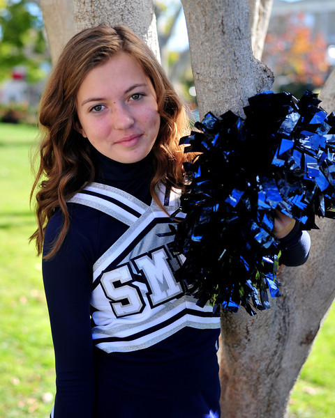 SMHS JV Cheer 2011