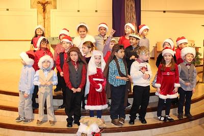 20171207 ST. HURBERT SCHOOL Christmas Program