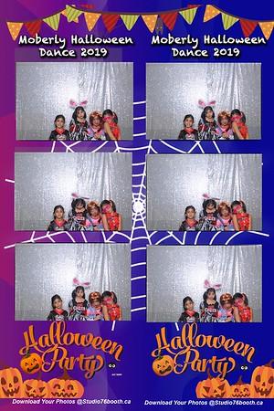 Moberly Halloween Dance 2019