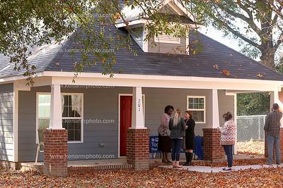 McIntyre Habitat House 2017