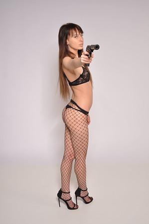Mary Bond Girl