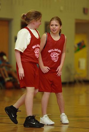 Wildcats vs Huskies (25 Jan 2009)