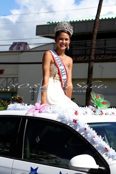 2010 Aloha Week Parade
