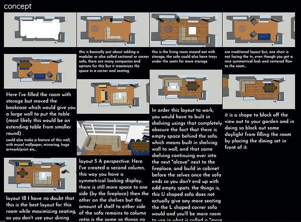 Online  interior design service