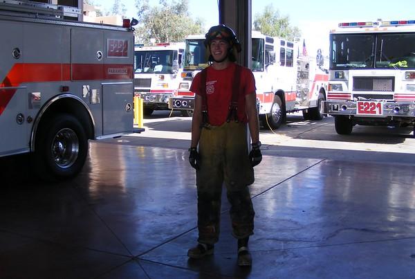 Firefighter Rich