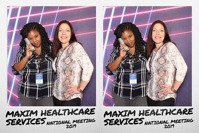 Maxim Healthcare Corporate, January 30th, 2019