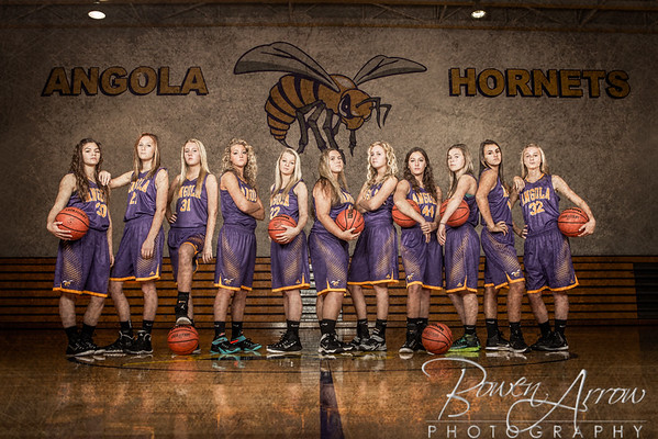 W BBall Team 2014-2015