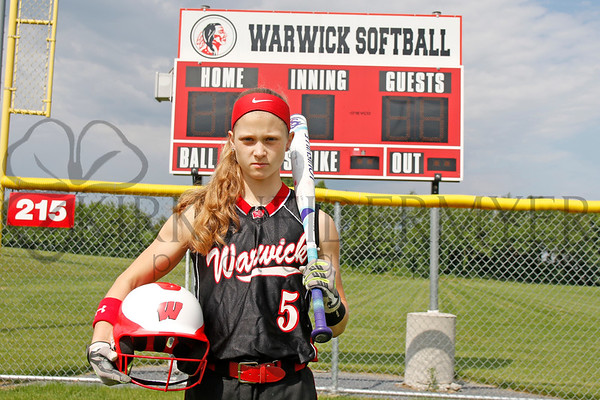 Mack 2017 Softball Senior