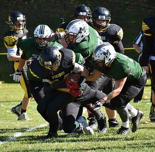 McCann Tech football vs. Smith Vocational - 101919