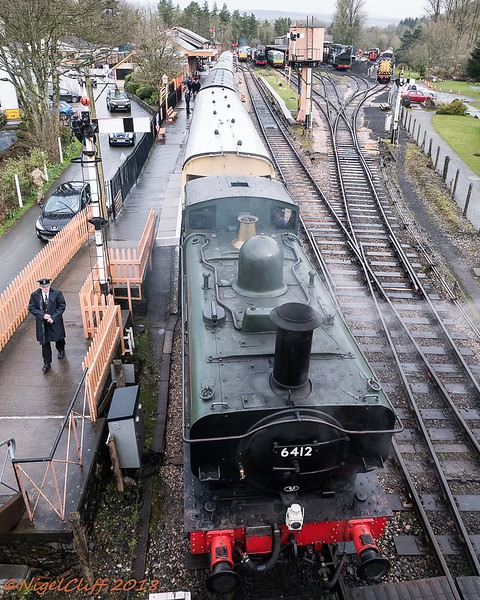 South Devon Railway 31.03.2018