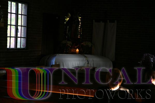 The Requiem Mass for Ovetta Sareta Nmano Jones Williams (11-06-1959 - 08-06-2008), St. Luke's Episcopal Parish (Anglican), Bladensburg, Maryland, Saturday, August 23, 2008, 9:00 AM