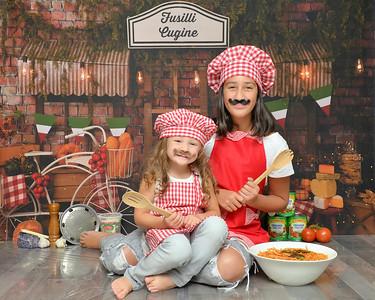 Francesca & Sofia Fusilli Cugine 2020