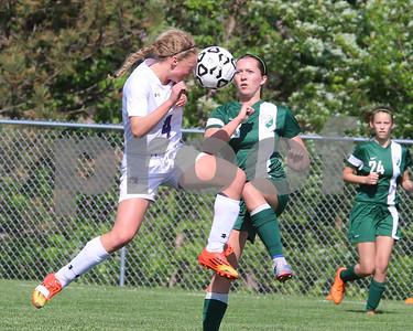 LHS Girls Soccer vs. De Soto