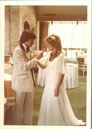 John & Connie's wedding