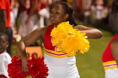 Thomasville High Cheerleaders