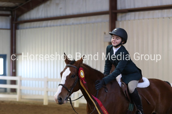 SWVHJA 30th Annual Horse Show -- Sunday -- East Complex