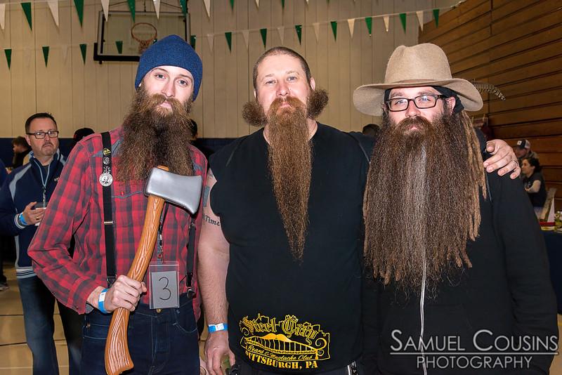 Bearded Brewfest 2016