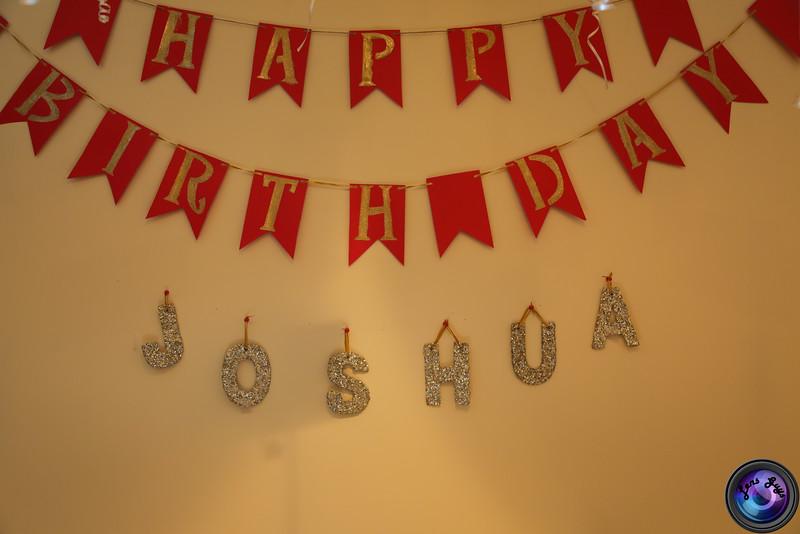 Joshua 50th Birthday