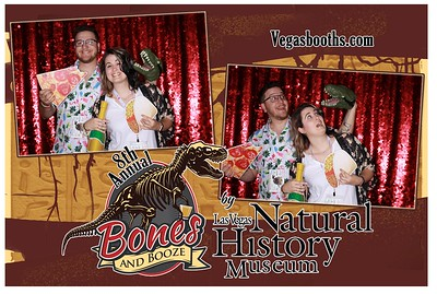 8th Annual Bones and Booze at The  Las Vegas Natural History