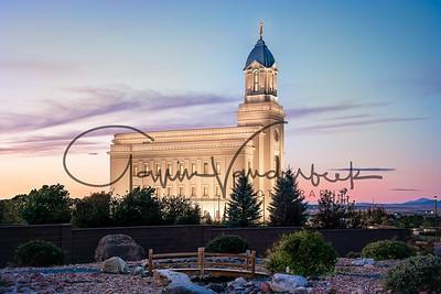 Cedar City Utah LDS Temple