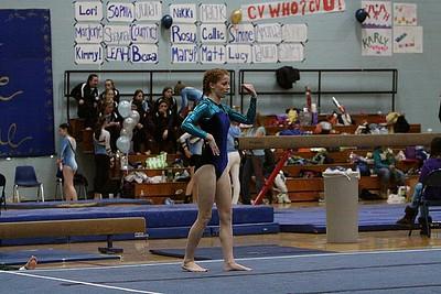 Gymnastics State Championships 2009