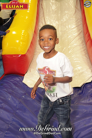 ELIJAH 5TH BIRTHDAY PARTY