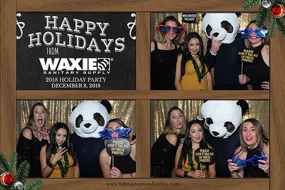 Waxie's Holiday Party!