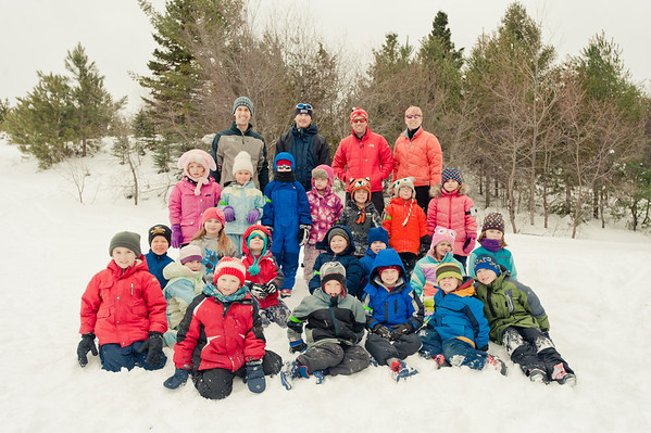 ski tigers 022912