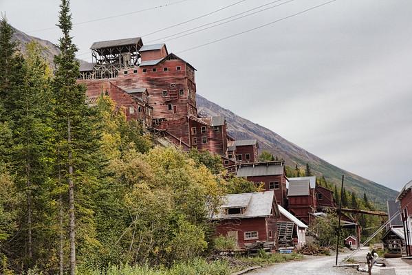 Kennecott Mine Tour Alaska