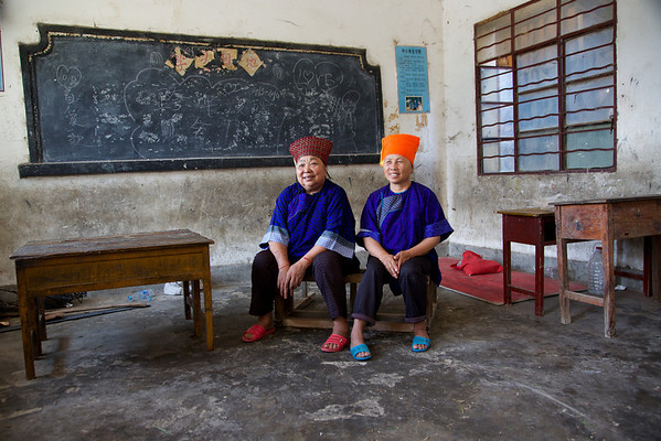 Zhega Village, Yunnan, China 2014