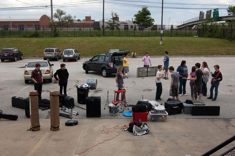 School Of Rock - Pennsy Flea Market - June 4th, 2011