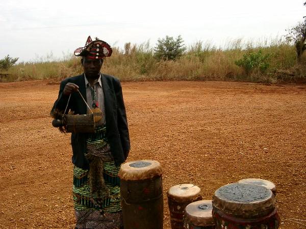 Soba Tchimba com Ikanza