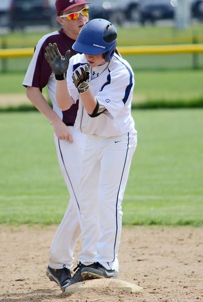 Saint Bernard's Baseball 05/29/14