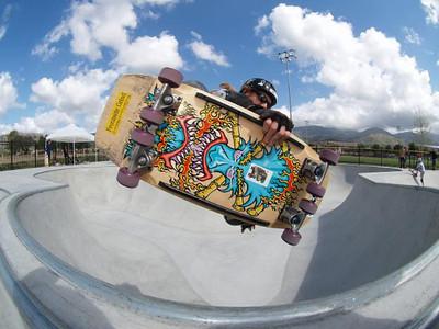 Four truck Skateboards