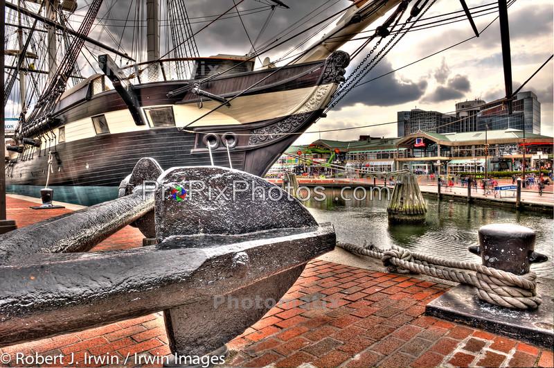 Baltimore Inner Harbor 2013