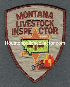 MONTANA LIVESTOCK INSPECTOR