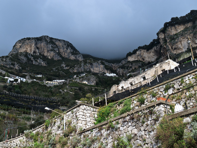 The incredible coastline of Amalfi city starting with this photo