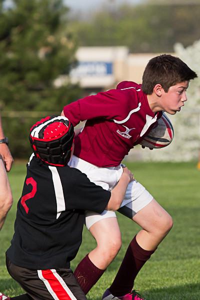 Middle School vs West Ottawa