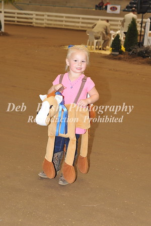 CLASS 1  STICK HORSE