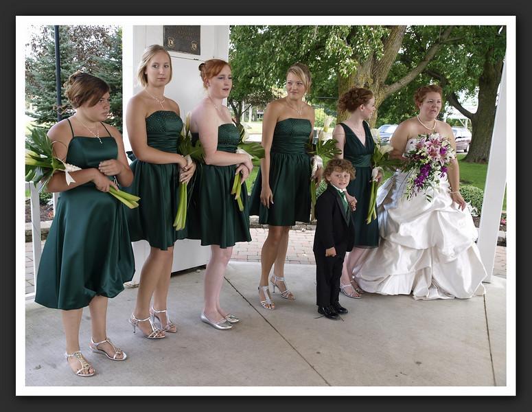 Bridal Party Family Shots at Stayner Gazebo 2009 08-29 010 .jpg